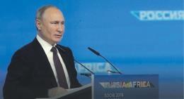 Pure Putin scommette sull'Africa - ItaliaOggi.it